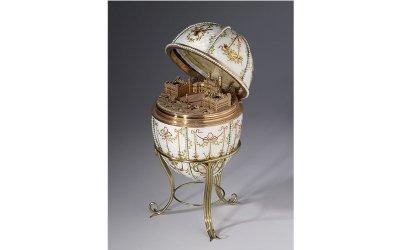 1901 - Gatchina Palace Ei - Replica vna het paleis in Gatchina - Eigendom van Walters Art Museum te Baltimore