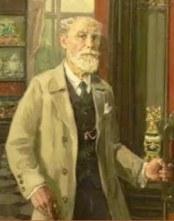 Peter Carl Fabergé op latere leeftijd