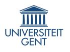 ©Universiteit Gent
