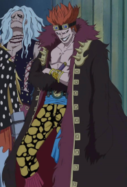 Eustass 'Captain'Kid
