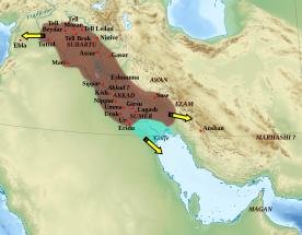 Het Akkaniëdenrijk