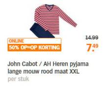 John Cabot Albert Heijn
