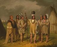 Blackfoot Indianen